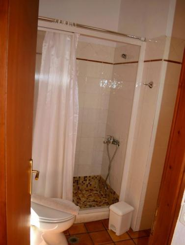 Greece Sivota Thesprotias Villa Dina Bathroom