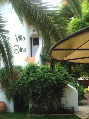 Greece Sivota Thesprotias Villa Dina Entrance