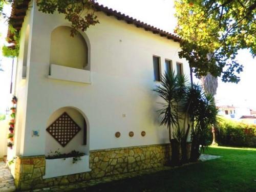 Greece Sivota Thesprotias Villa Dina Exterior Side