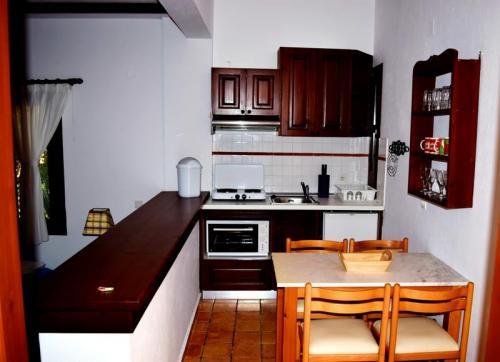 Greece Sivota Thesprotias Villa Dina Kitchen