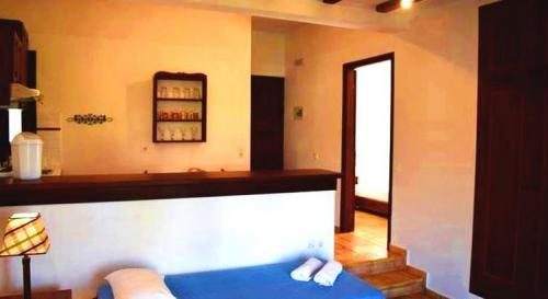 Greece Sivota Thesprotias Villa Dina Living Room (2)