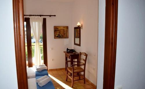 Greece Sivota Thesprotias Villa Dina bedroom